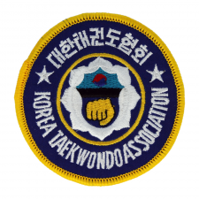Korean Tae Kwon Do Patch